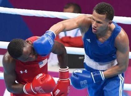 Leonel de los Santos - Ryan Roach's Fighter Locker has announced another fighter signing, 2-time Dominican Republic Olympian Leonel de los Santos, to an exclusive managerial contract.