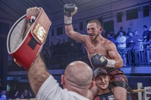 Ryan Walsh - While some fighters may struggle with the prospect of fighting in front of no fans, Jazza Dickens feels some of his past fights experiencing that scenario makes him more than ready for his #GoldenContract featherweight final with Ryan Walsh.