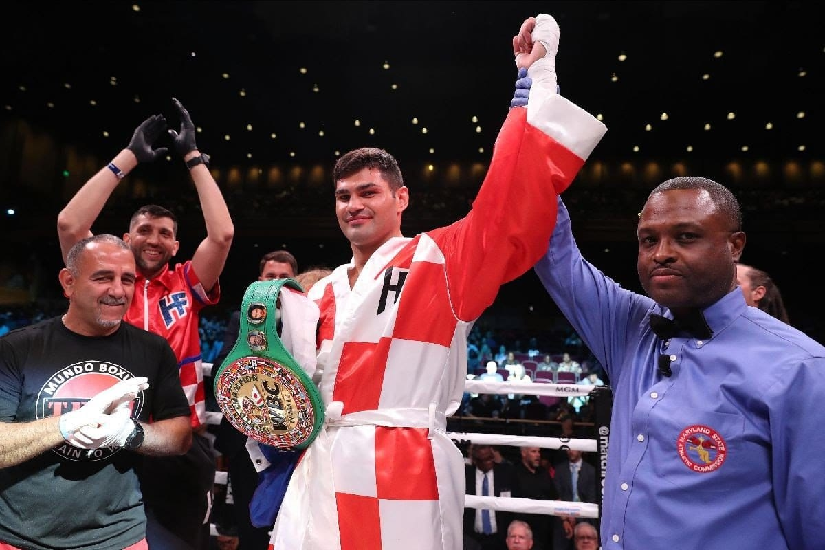 Filip Hrgovic, Rydell Booker - Boxing News