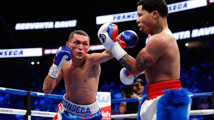 Francisco Fonseca, Lesther Lara - Boxing Results