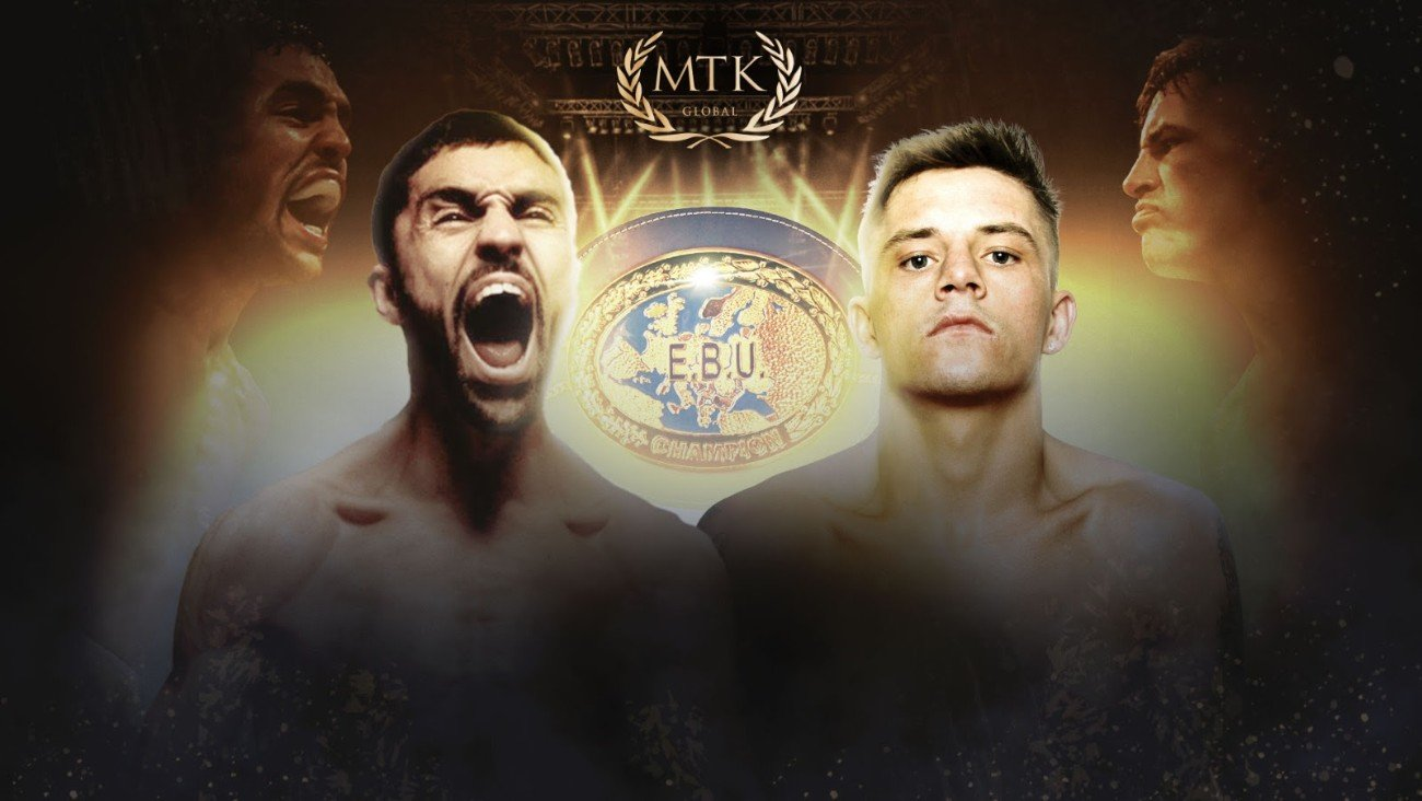 Karim Guerfi, Lee McGregor - MTK Global is delighted to confirm that Lee McGregor will challenge Karim Guerfi for the European bantamweight title in a brilliant fight set to take place in November.
