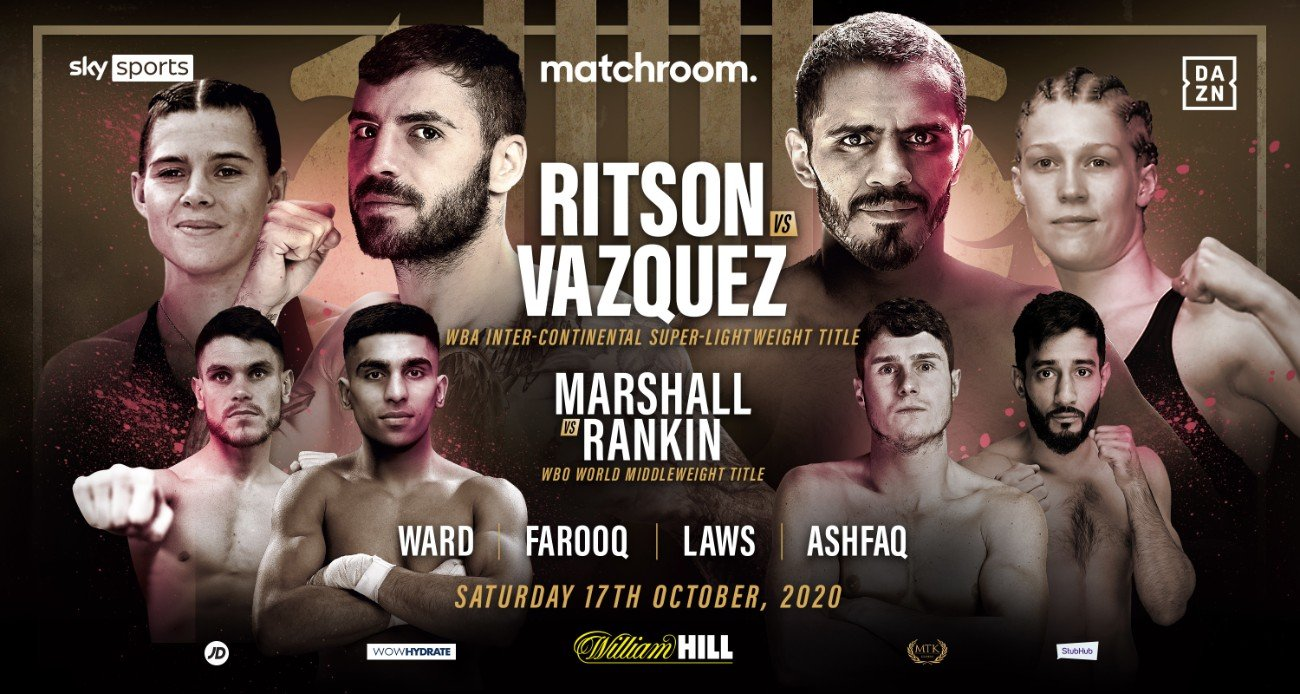 Lewis Ritson, Miguel Vazquez - Press Room