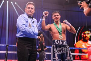 Danny Roman - Former super bantamweight world champion, Danny Roman (28-3-1, 10 KOs), has his sights on challenging newly crowned WBC Champion Luis Nery (31-0, 24 KOs) after his recent unanimous decision over Juan Carlos Payano (21-4, 9 KOs). Roman defeated Payano by scores of 116-112 across the board in a WBC title elimination bout, putting him next in line to challenge Nery, who defeated previously unbeaten Aaron Alameda (25-1, 13 KOs) by way of a twelve round unanimous decision, to capture the vacant WBC belt.