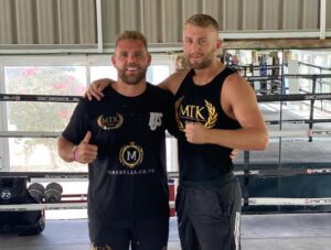 British Boxing - MTK Global is delighted to announce a co-management deal alongside Billy Joe Saunders to guide the career of Southampton's rising star Lewie Edmondson.