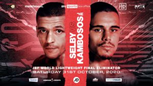 Press Room - Welshman takes on Aussie in IBF Lightweight World Title Final Eliminator: Lee Selby will take on George Kambosos Jr in a Final Eliminator for the IBF Lightweight World Title on the undercard of the blockbuster Heavyweight clash between Oleksandr Usyk and Derek Chisora on Saturday October 31, live on Sky Sports Box Office in the UK and DAZN in the US.
