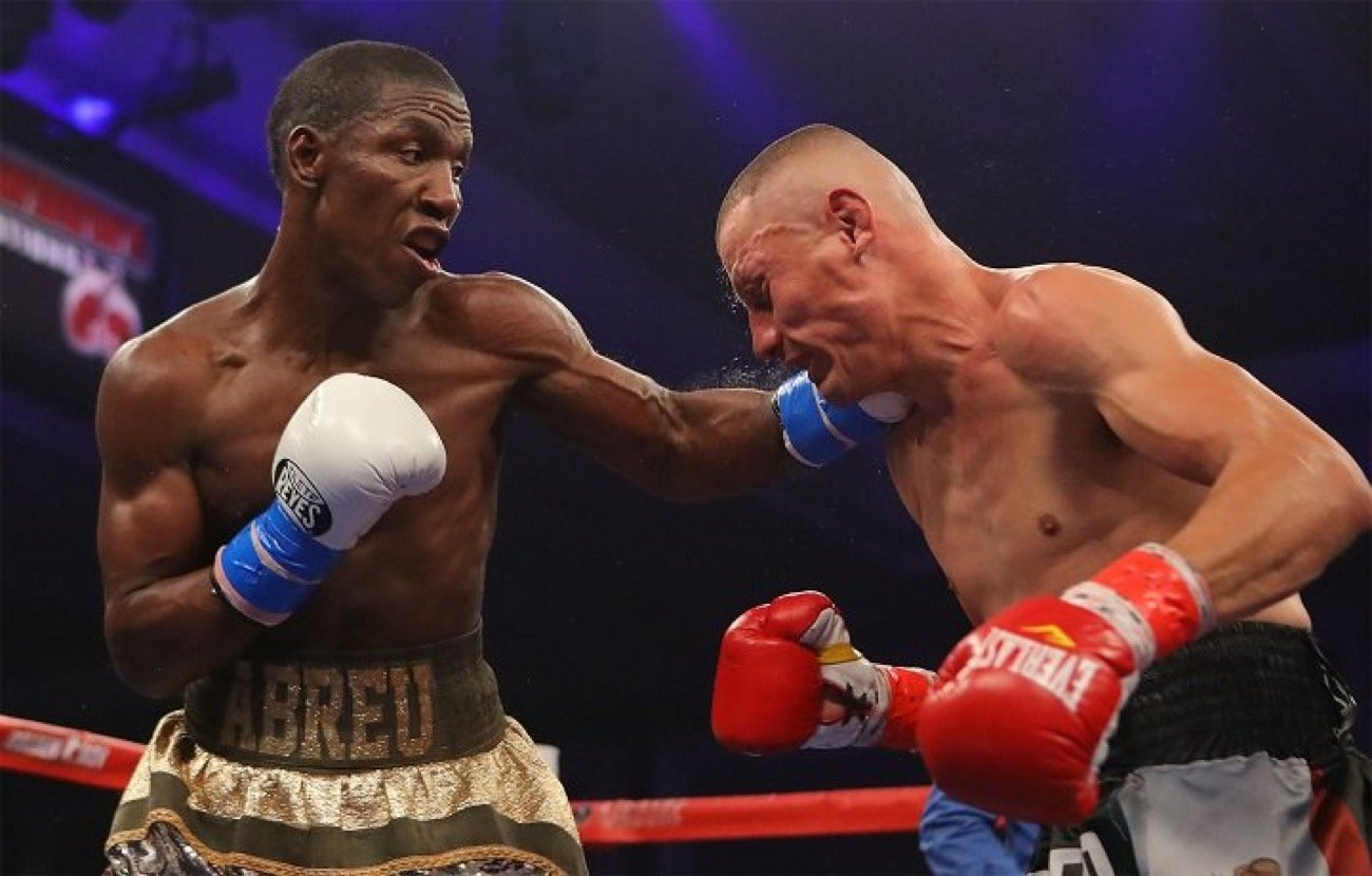 "Jaron Ennis, Juan Carlos Abreu - Upset-minded veteran Juan ""Merengue"" Carlos Abreu has vowed to use his experience advantage against boxing's newest boogeyman, Jaron ""Boots"" Ennis (25-0, 23 KOs), who has knocked out his last 15 opponents in a row, this Saturday night (Sept. 19th) on SHOWTIME live from a ""closed"" Mohegan Sun Arena in Uncasville, Connecticut."