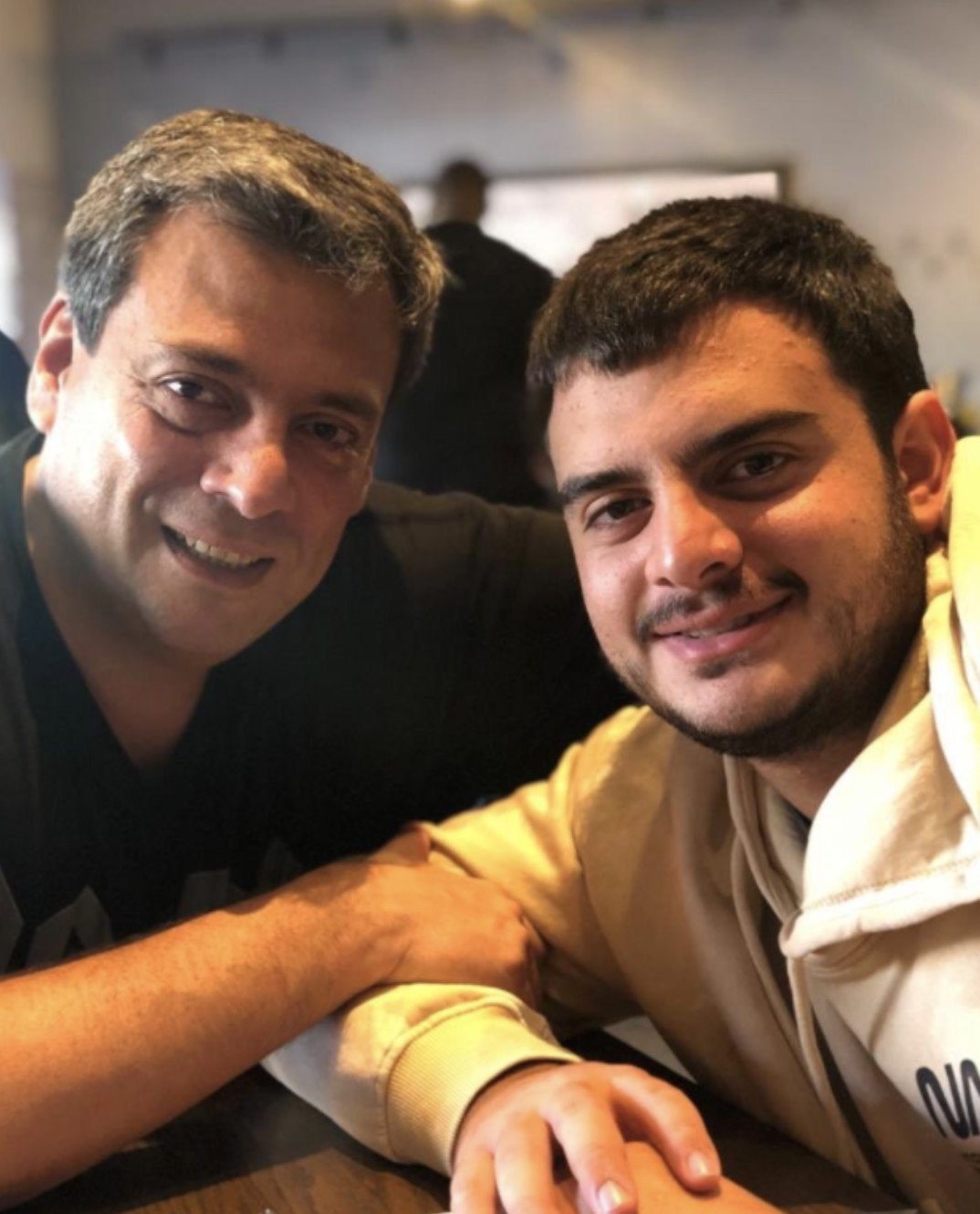 - By Mauricio Sulaimán – Son of José Sulaimán – WBC President. I traveled with my wife, Christiane, to drop off our oldest son to school to start his college career at Northeastern University in Boston, Massachusetts.