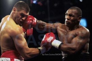 20 Years Ago: Broken Bones, Garbage And Weed – The Tyson Vs. Golota Spectacle