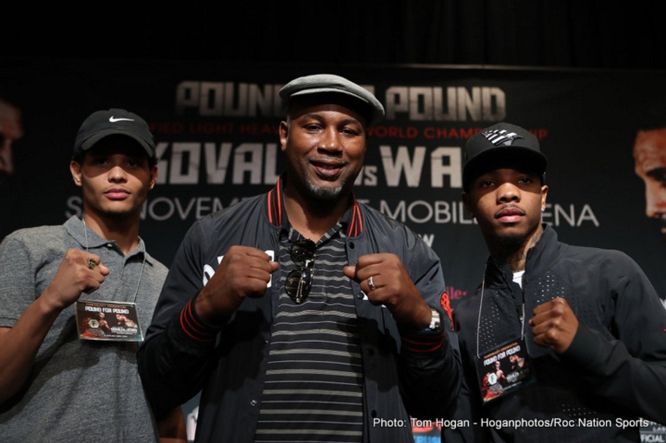 Donovan Ruddock, Lennox Lewis - Boxing History