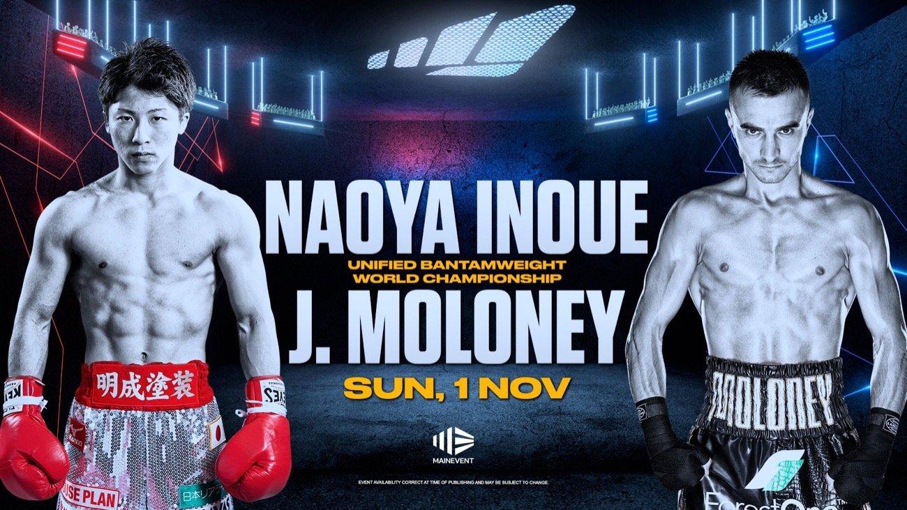 Jason Moloney, Naoya Inoue - Boxing News