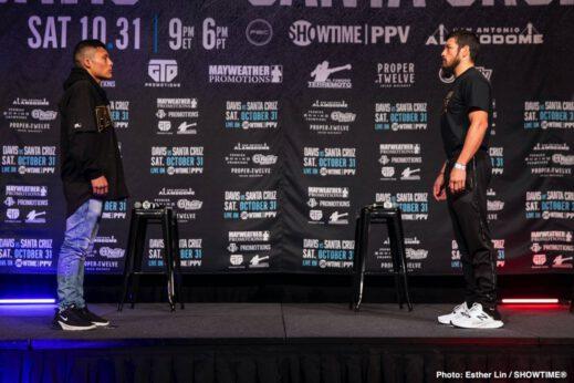 Diego Magdaleno, Isaac Cruz, Juan Heraldez, Mario Barrios, Regis Prograis, Ryan Karl - Boxing News