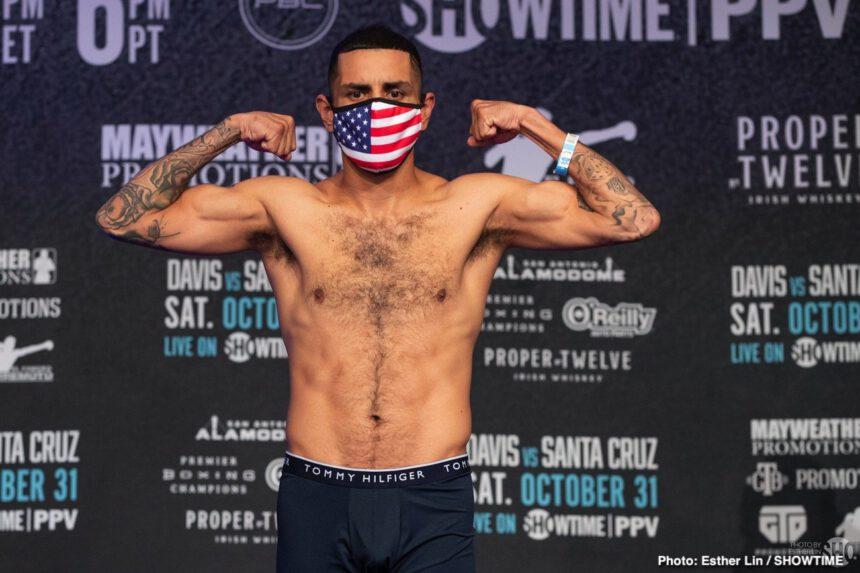 "Gervonta Davis, Juan Heraldez, Leo Santa Cruz, Mario Barrios, Regis ""Rougarou"" Prograis, Ryan Karl - Boxing News"