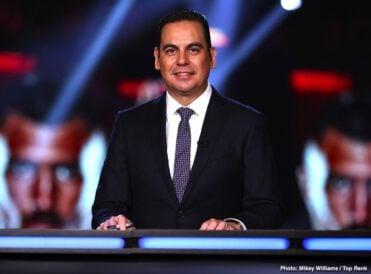Teofimo Lopez, Vasiliy Lomachenko - (ESPN, ESPN Deportes & ESPN+, Approximately 10 p.m. ET / 7 p.m. PT)