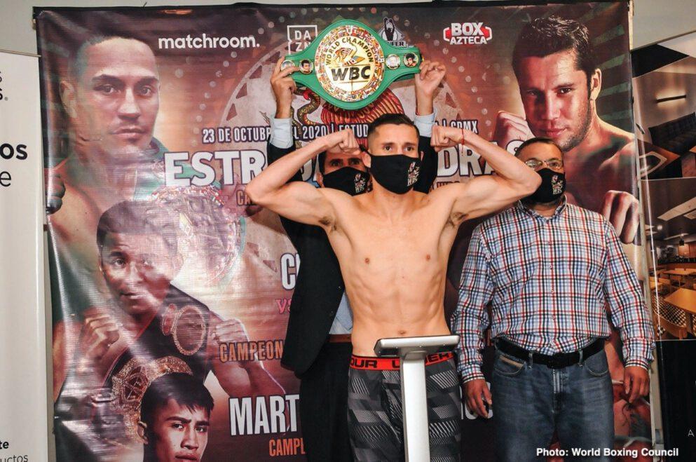 Carlos Cuadras, Juan Francisco Estrada - Boxing News