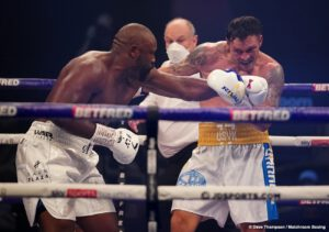 """Alexander Usyk - """"He'll Have To Do Something Significantly Better"""" Says David Haye"""