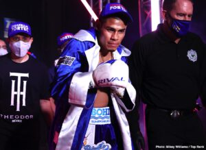 Emanuel Navarrete vs. Christopher Diaz on April 24th on ESPN