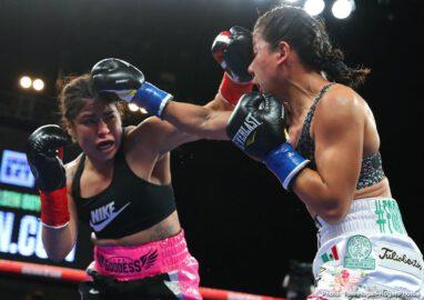 Jaime Munguia, Tureano Johnson - Boxing News