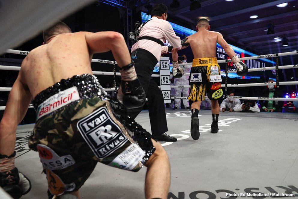 Carlos Cuadras, Israel Gonzalez, Juan Francisco Estrada, Julio Cesar Martinez, Moises Calleros, Roman Gonzalez - Boxing Results