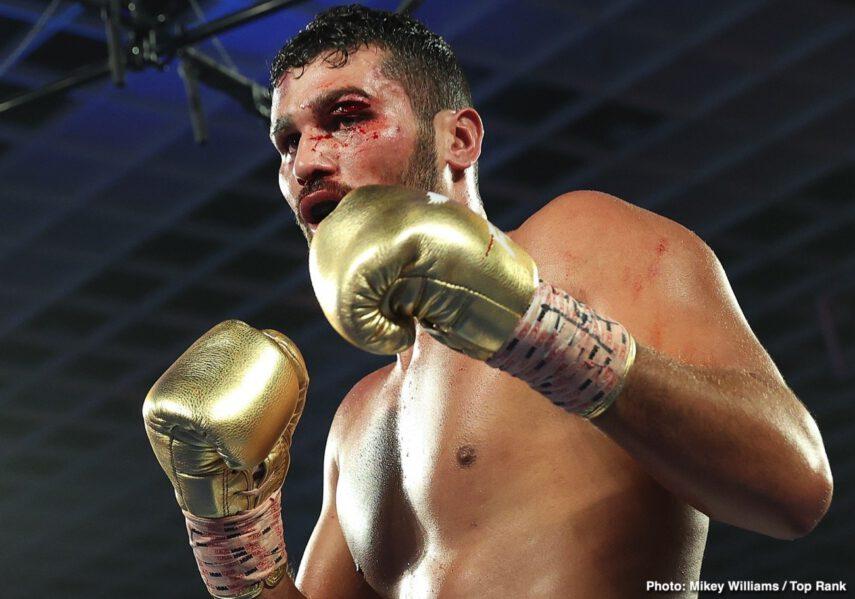 Gabriel Flores Jr, Ivan Baranchyk, Jose Zepeda, Ryan Kielczweski - Boxing News