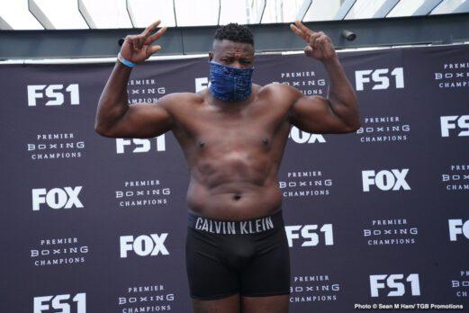 Alexander Flores, Luis Ortiz - Boxing News