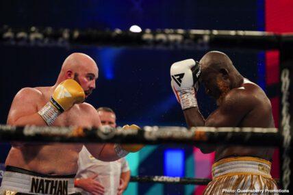 Andrew Robinson, Demetrius Andrade, Liam Williams, Nathan Gorman, Richard Lartey - Boxing News