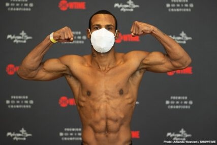 Custio Clayton, Sergey Lipinets - Boxing News