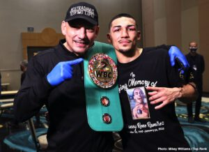 De La Hoya On A Teofimo Lopez – Ryan Garcia Fight: That Would Be Like Fernando Vargas Vs. De La Hoya!