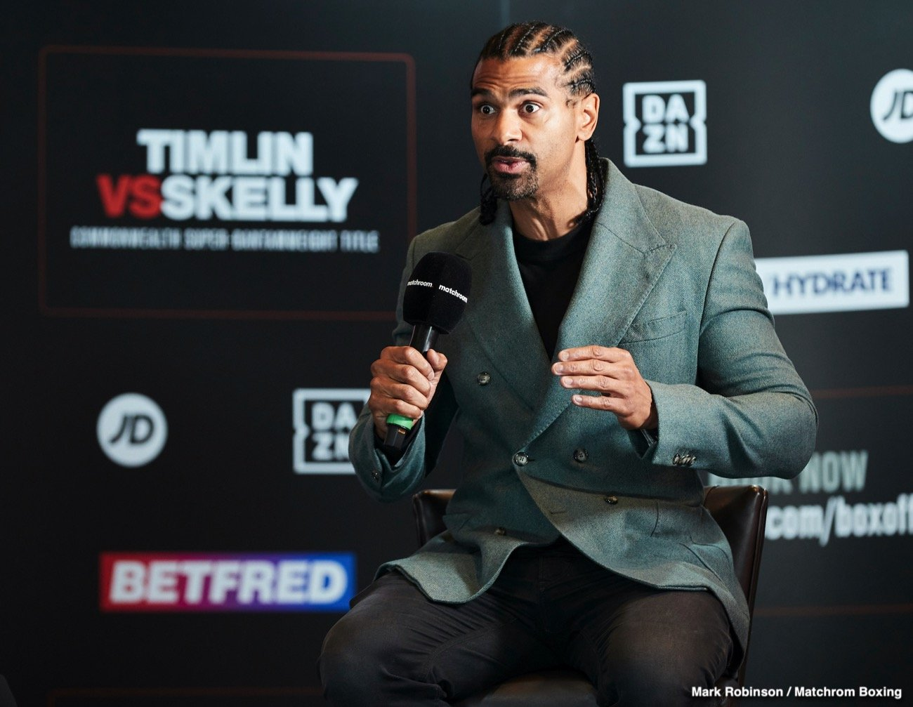 David Haye, Tyson Fury - Boxing News