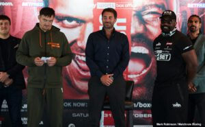 Alexander Usyk - Notes & quotes from the  Usyk vs.  Chisora press conference ahead of Saturday's action, live on  DAZN in all of its nine markets including the U.S. an Sky Sports Box Office in the UK.