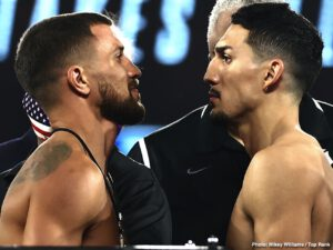 Teofimo Lopez - Saturday night kicks off a stretch of fights scheduled for the Fall that should definitely make up for all the action fans have missed due to the coronavirus.