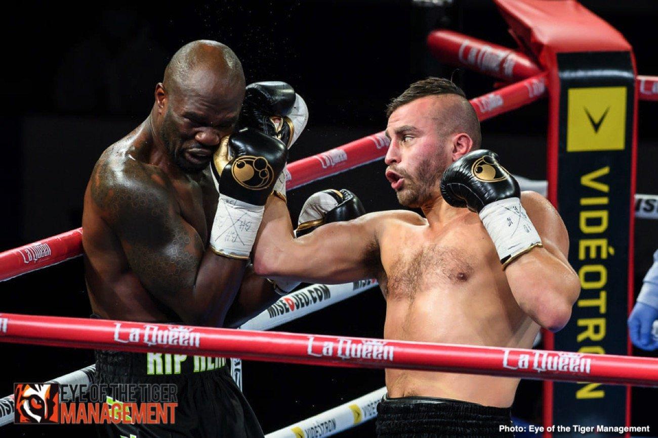 Arslanbek Makhmudov, David Lemieux - Boxing News