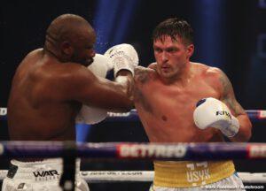 Oleksandr Usyk beats Anthony Joshua says Michael Hunter