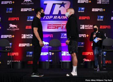 Gabriel Flores Jr, Ivan Baranchyk, Jose Zepeda, Ryan Kielczweski - Zepeda-Baranchyk and Gabriel Flores Jr.-Ryan Kielczweski headline Saturday evening show LIVE on ESPN+ (7:30 p.m. ET)
