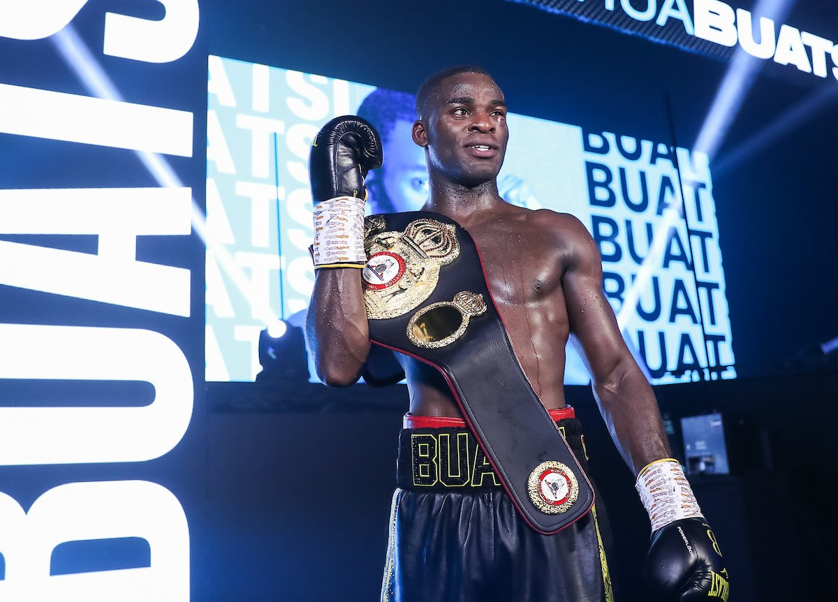 Joshua Buatsi Defeats Marko Calic - Boxing Results — Boxing News