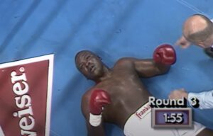 30 Years Ago: When Buster Douglas' Big Flop Against Evander Holyfield Forever Robbed Us Of A Douglas-Tyson II