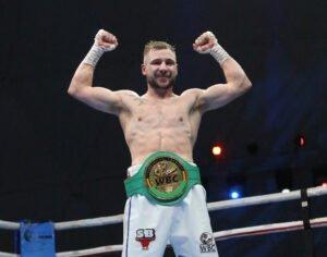 Maxi Hughes - Maxi Hughes became the new WBC International lightweight champion with a sensational win over Viktor Kotochigov at #RotundaRumble4.