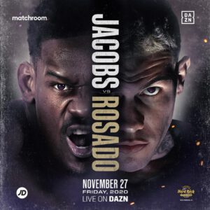 Daniel Jacobs, DAZN, Gabriel Rosado - Daniel Jacobs says Billy Joe Saunders has been avoiding him like the plague all these years, and he'd like to challenge him for his WBO super middleweight title after he gets Gabe Rosado out of the way this Friday night on November 27th on DAZN.