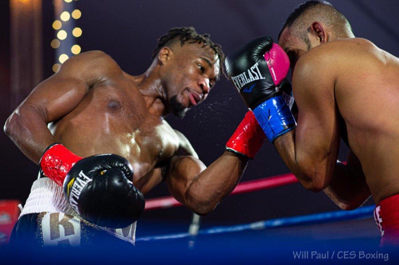 Toka Kahn Clary - Boxing Results