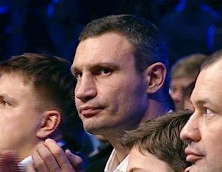 Vitali Klitschko - Vitali Klitschko
