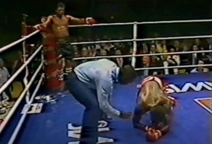 Lee Roy Murphy - Boxing History