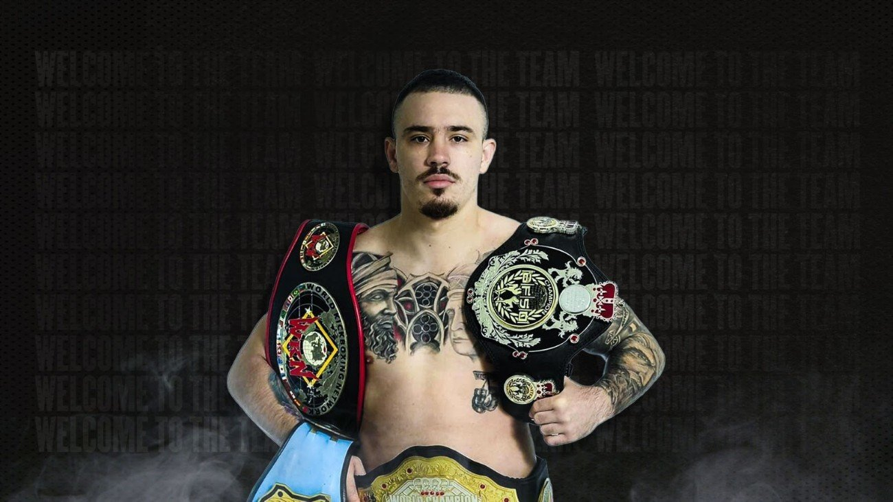 Amansio Paraschiv - Born in Romania and now based in Essex, unbeaten Paraschiv (2-0) has won both of his professional boxing fights, along with multiple world kickboxing titles.