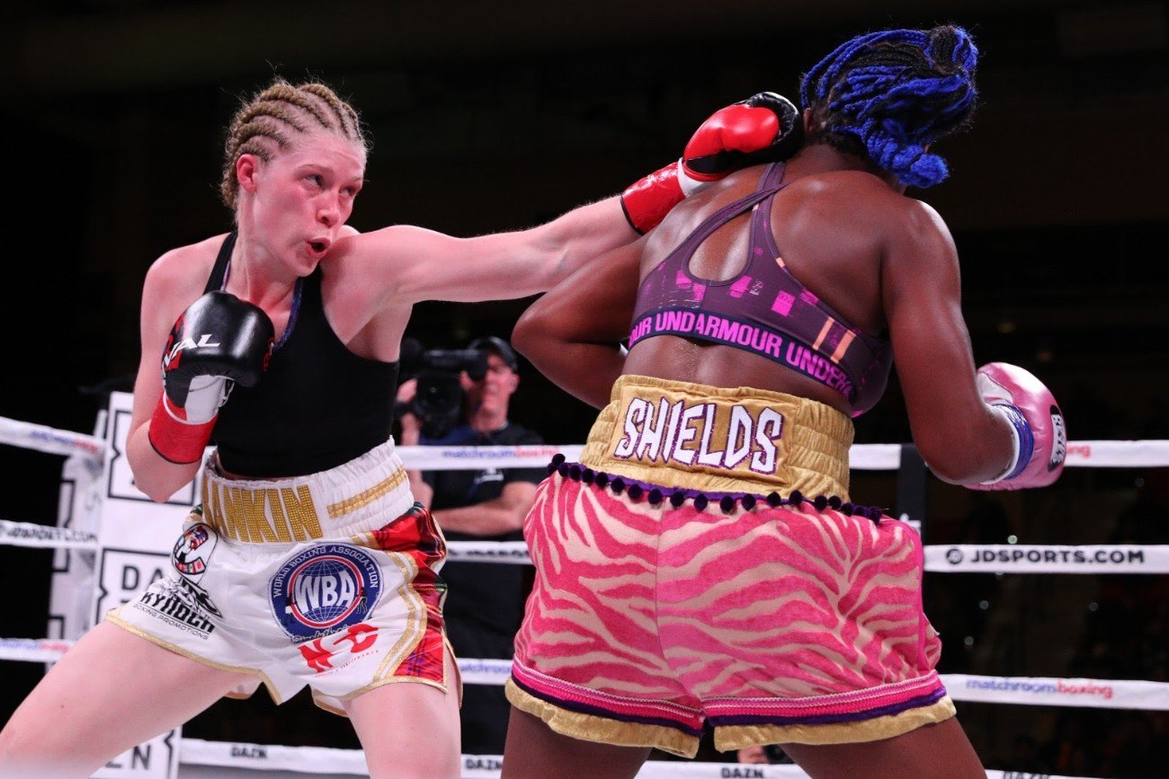 Hannah Rankin, Savannah Marshall - World Title showdown rescheduled following positive COVID-19 test - Savannah Marshall and Hannah Rankin will contest the vacant WBO Middleweight World Title on the undercard of Oleksandr Usyk vs. Derek Chisora on Saturday October 31, live on Sky Sports Box Office in the UK and DAZN in the US.