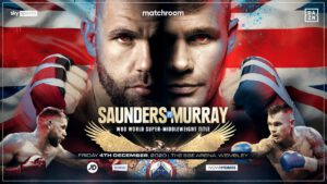 Saunders looking past Murray, targeting Canelo vs. Smith winner
