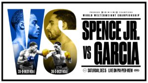 Errol Spence - Boxing Interviews