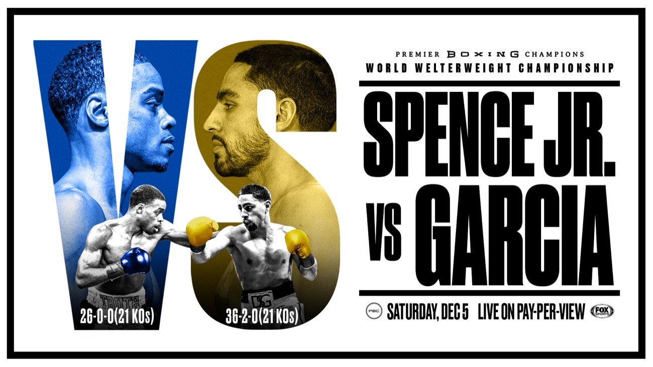 Danny Garcia, Errol Spence - Danny 'Swift' Garcia (36-2, 21 KOs) says he's motivated to face IBF/WBC welterweight champion Errol 'The Truth' Spence Jr (26-0, 21 KOs) watching his recent fights against Shawn Porter and Mikey Garcia.