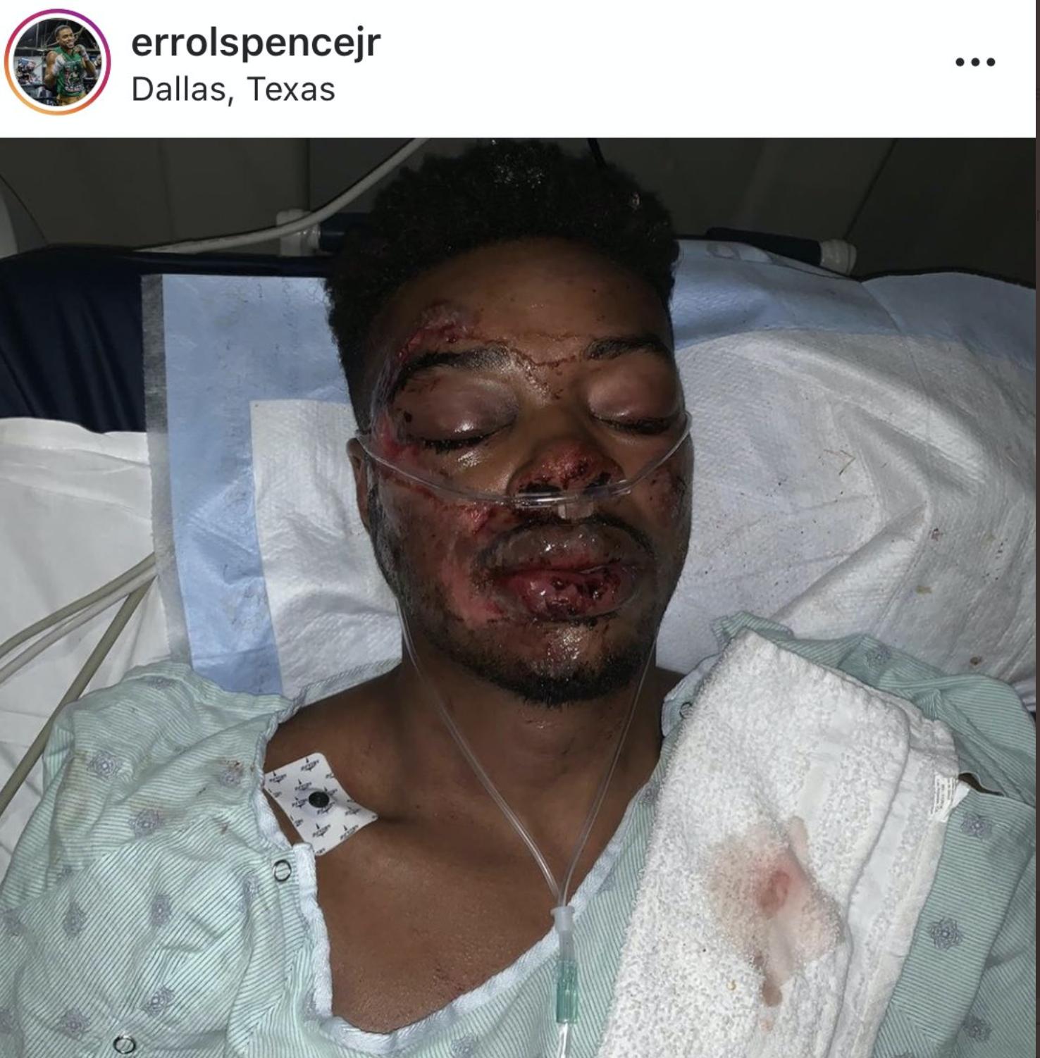 Errol Spence - Boxing News