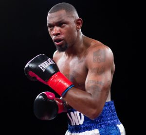 """Brandun Lee, Jimmy Williams - The """"Quiet Storm"""" has endured every drought and downpour life can throw at you during his high-profile, seven-year career in professional boxing. Now Jimmy Williams faces his toughest to date, a fight that, if victorious, could lead to bigger and better opportunities."""