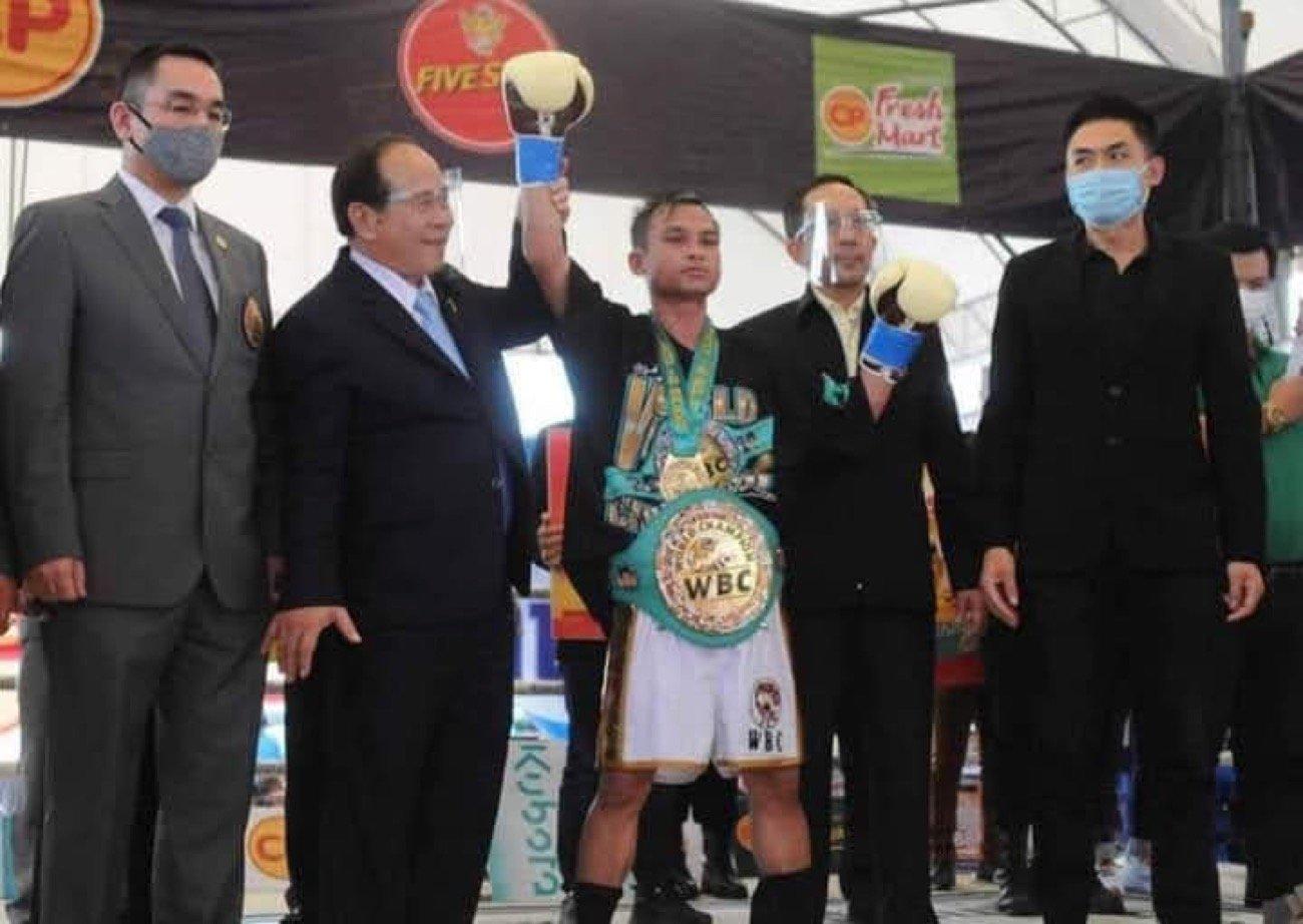 Wanheng Menayothin - Boxing News