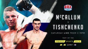 Evgeny Tishchenko, John McCallum - British Boxing