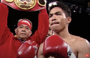 On This Day In 1998: The Great Manny Pacquiao KO's  Sasakul To Wins His First World Title
